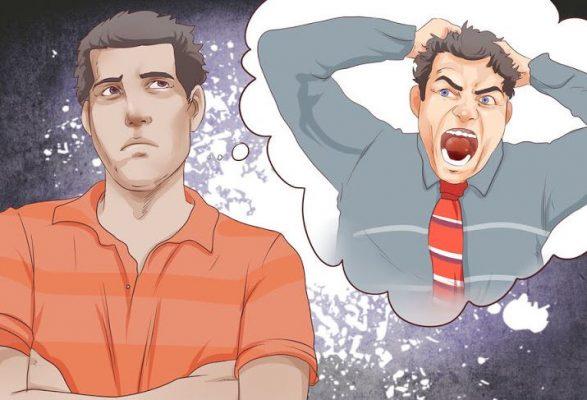 Để tránh phạm phải hành vi thiếu khôn ngoan ngay tại thời điểm cơn giận bùng nổ, chúng ta cần dành ra một khoảng thời gian cho bản thân.