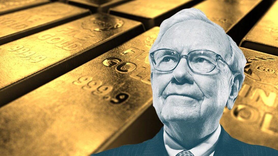 Warren Buffett đầu tư vàng
