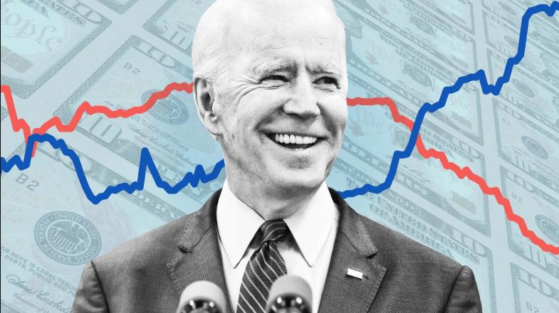 Joe Biden trở thành tổng thống Mỹ