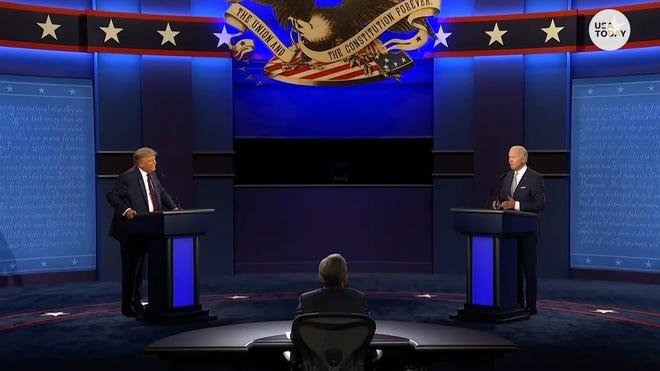 tranh luận tổng thống
