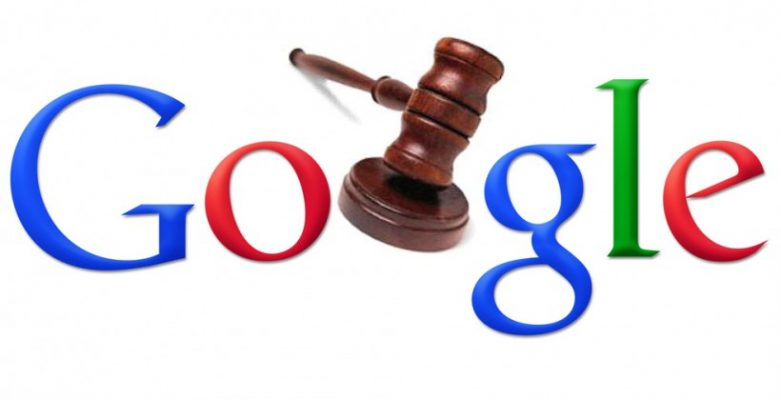 google bị kiện