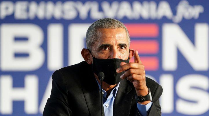 cựu tổng thống Barack Obama