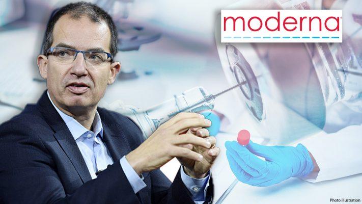 Vắc-xin của Moderna