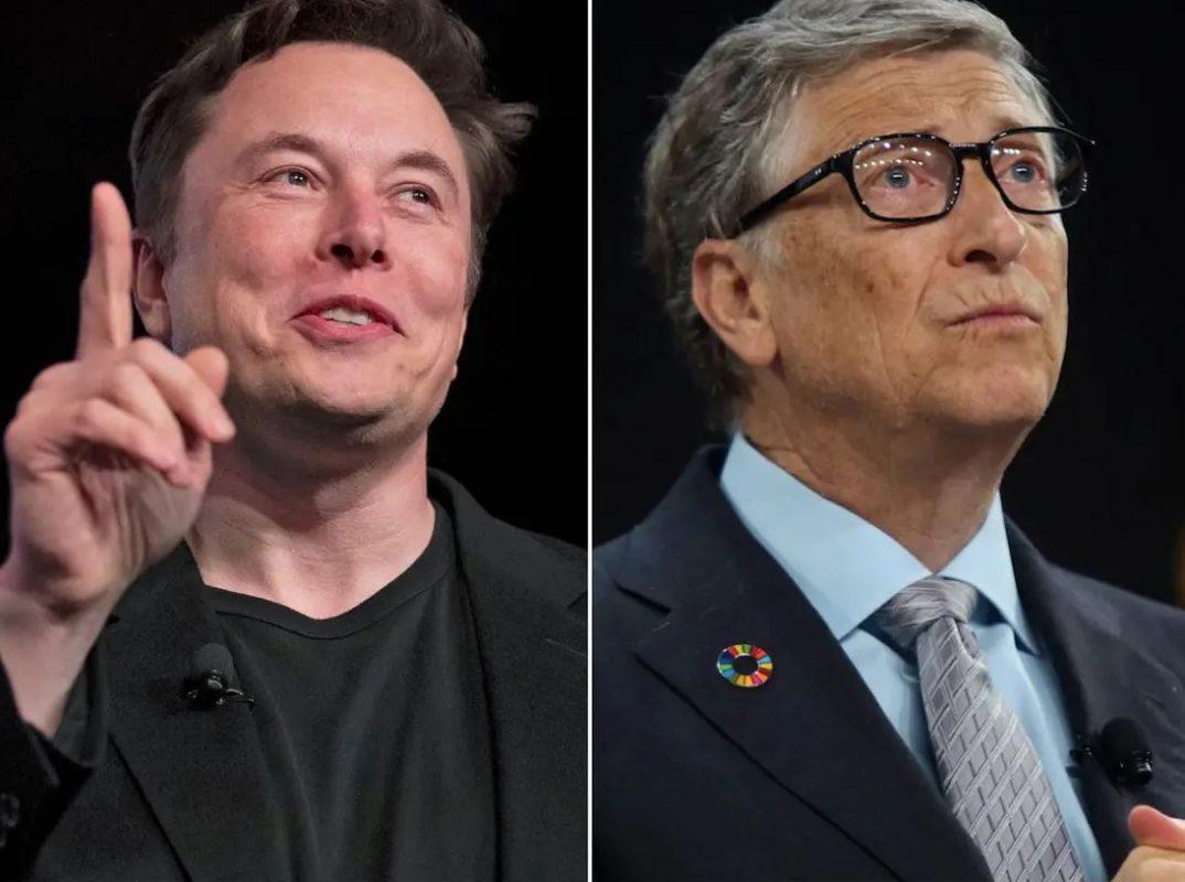 Elon Musk tiếp tục soán ngôi Bill Gates, trở thành người giàu thứ 2 thế giới