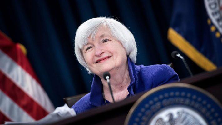 Thị trường chờ đón nữ Bộ trưởng Tài chính Mỹ đầu tiên
