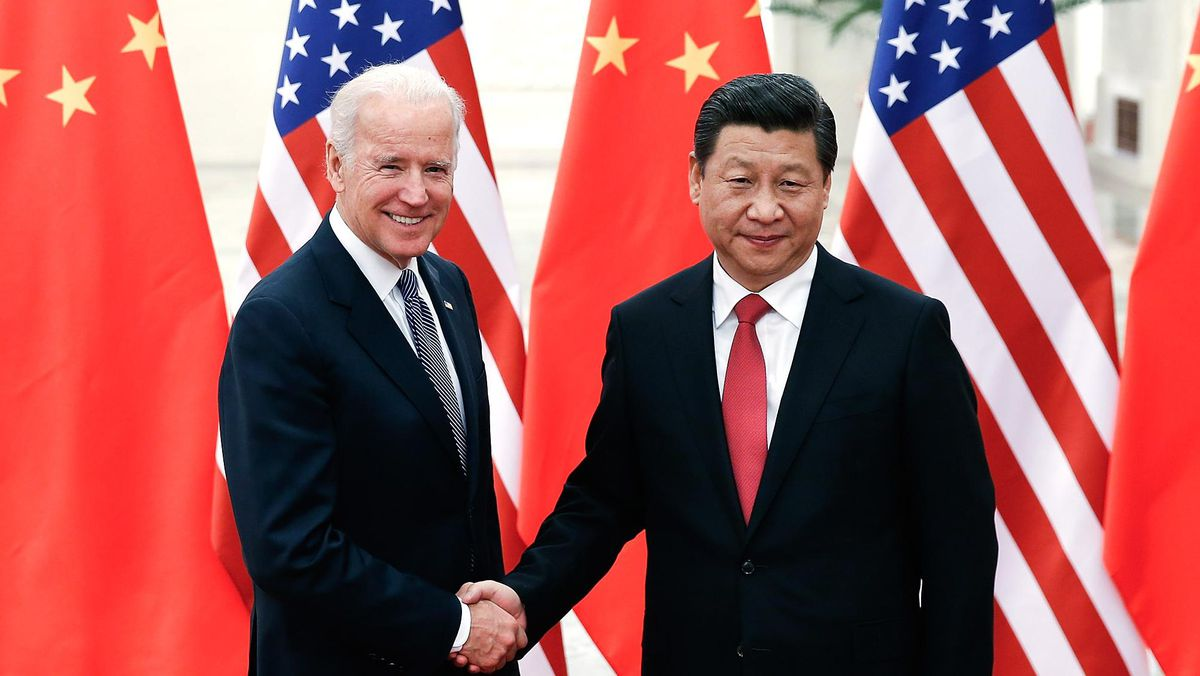 Động thái đầu tiên của ông Tập Cận Bình với Tổng thống đắc cử Joe Biden