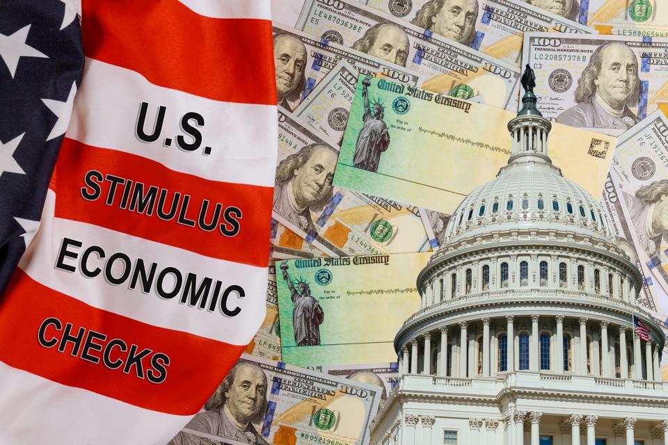 gói cứu trợ 908 tỷ USD