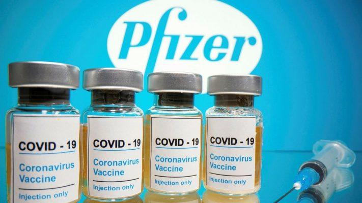 Anh bắt đầu tiêm vắc-xin Pfizer từ ngày 8/12