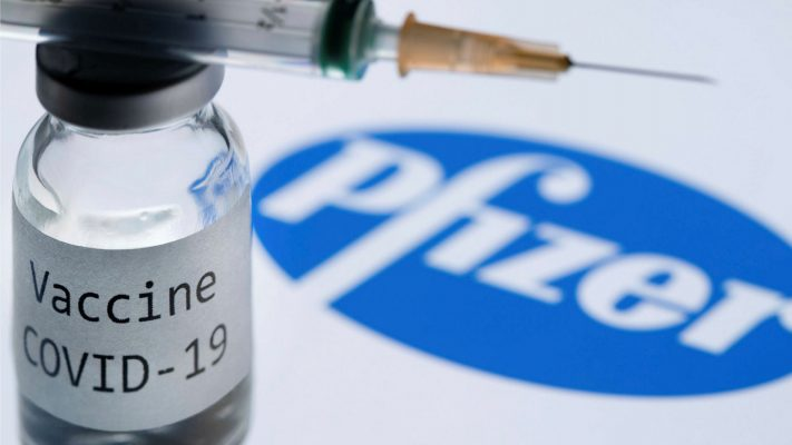 FDA ủng hộ vắc-xin của Pfizer