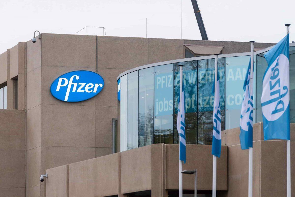 Pfizer cho biết không gặp vấn đề với việc sản xuất vắc xin Covid-19