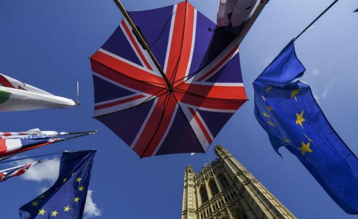 Anh và EU