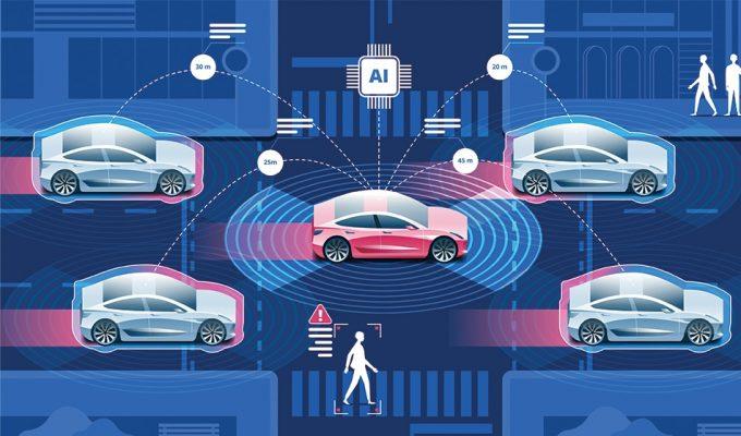 Apple sản xuất xe điện tự lái