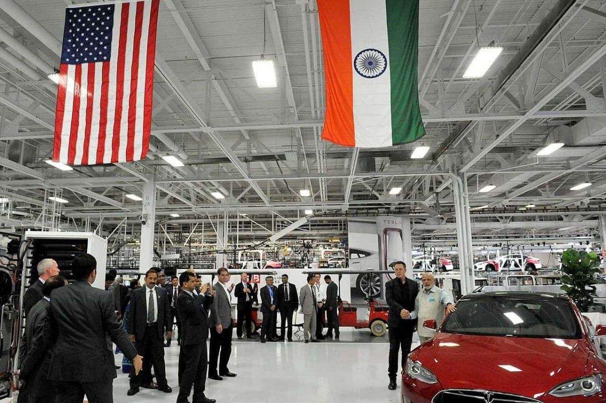 Tesla sẽ bắt đầu bán ô tô ở Ấn Độ vào năm nay