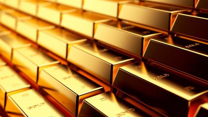 Vàng giảm khi đồng USD ổn định, lãi suất kho bạc Mỹ tăng cao