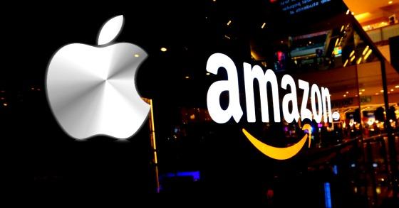 Apple và Amazon: Hai cổ phiếu luôn sẵn sàng vượt qua thời kỳ khủng hoảng