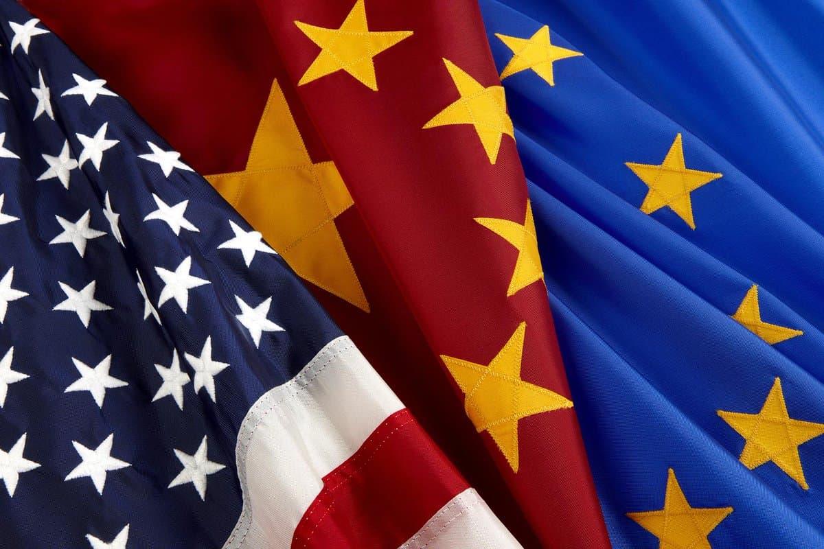 """Cuộc """"tình tay ba"""" Trung Quốc-EU-Mỹ và nhân tố mới Hiệp định CAI"""