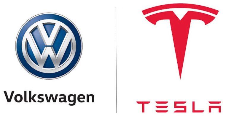 Volkswagen và Audi đang bắt đầu thách thức với Tesla