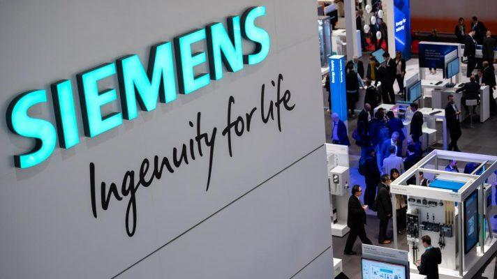 Siemens báo cáo kết quả tốt hơn dự báo, xem xét đánh giá lại triển vọng