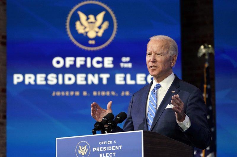 Chính quyền Biden thúc đẩy kế hoạch cứu trợ Covid-19 trị giá 1.900 tỷ USD