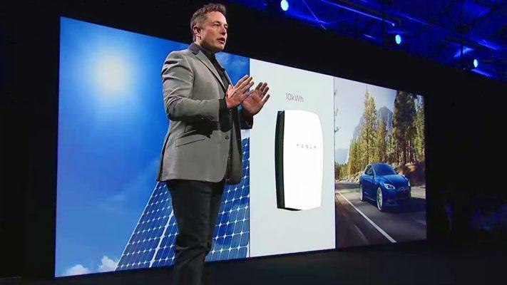 Mảng kinh doanh năng lượng của Tesla bắt đầu cất cánh