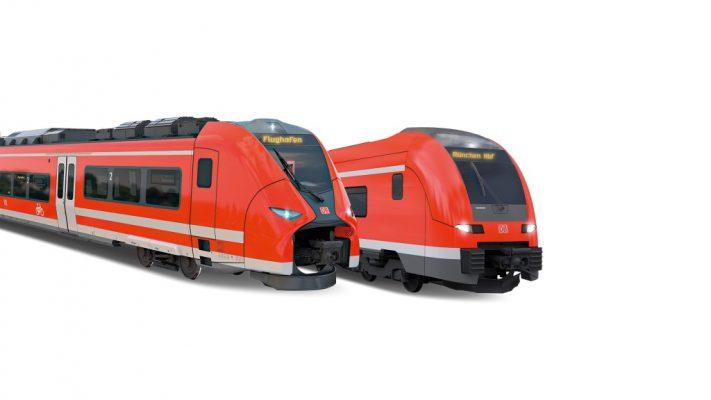 DB Regio mua 31 đoàn tàu hỏa từ Siemens Mobility