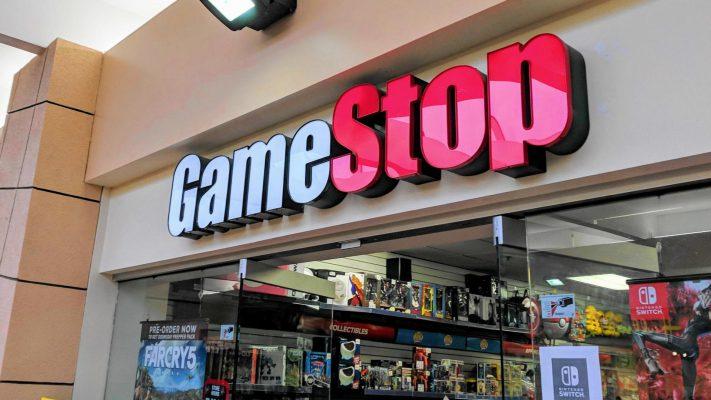 hiện tượng GameStop