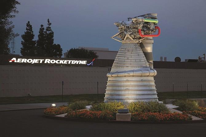 mua lại Aerojet Rocketdyne