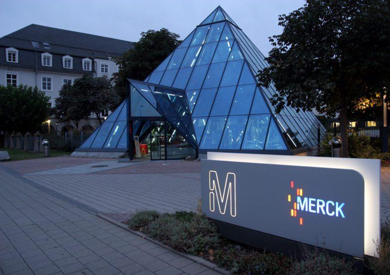 Cổ phiếu Merck