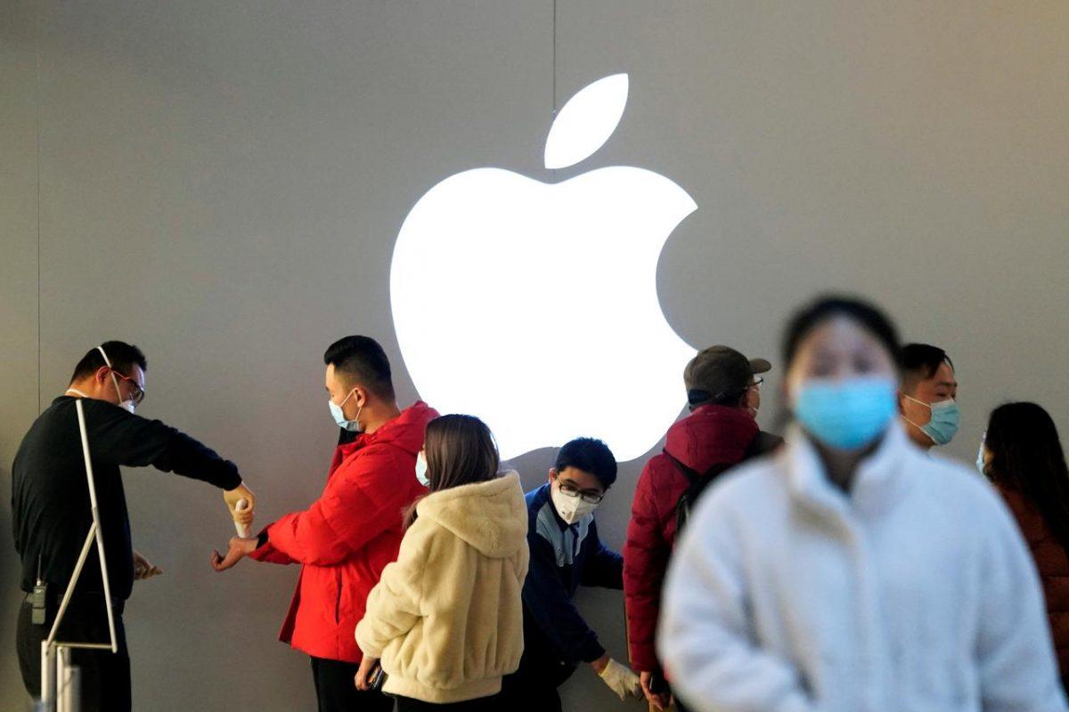 Vì sao Apple thắng lớn tại Trung Quốc?