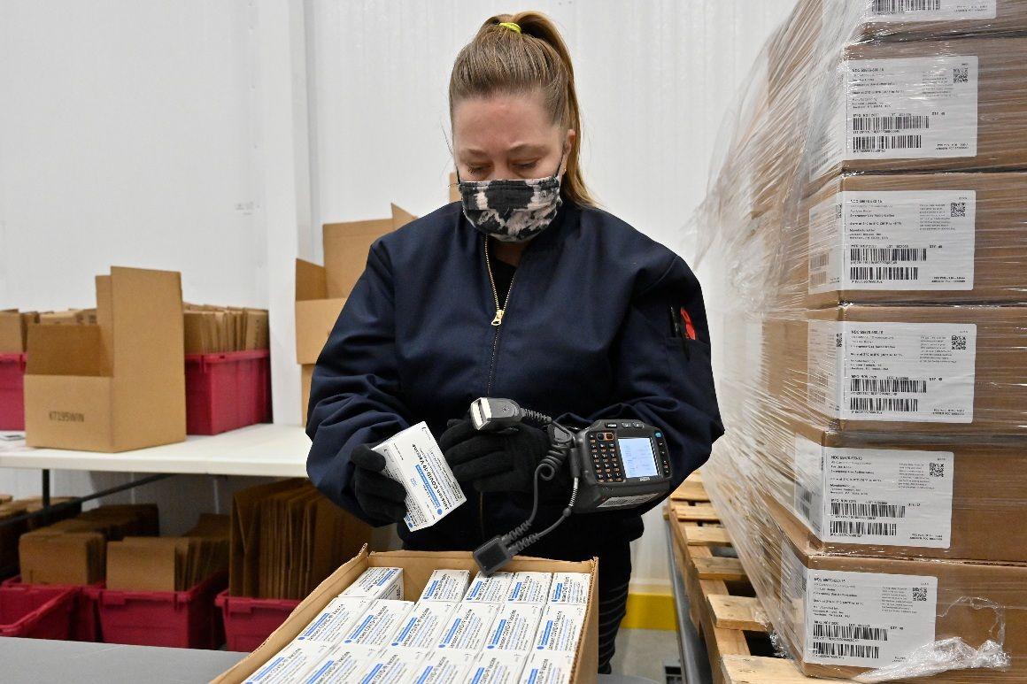 Merck & Co hợp tác với Johnson & Johnson để sản xuất thêm vắc-xin Covid-19