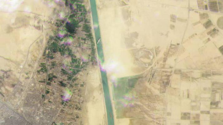 kênh đào Suez
