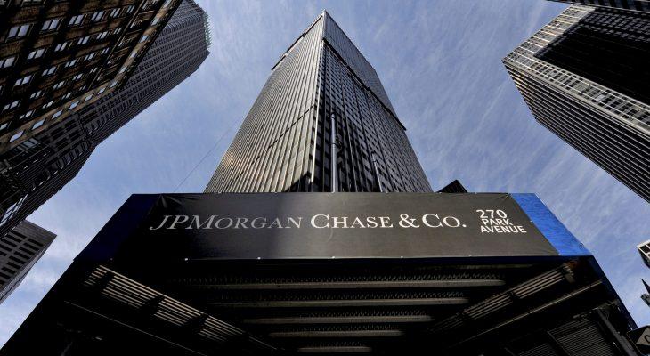 CEO JPMorgan Chase