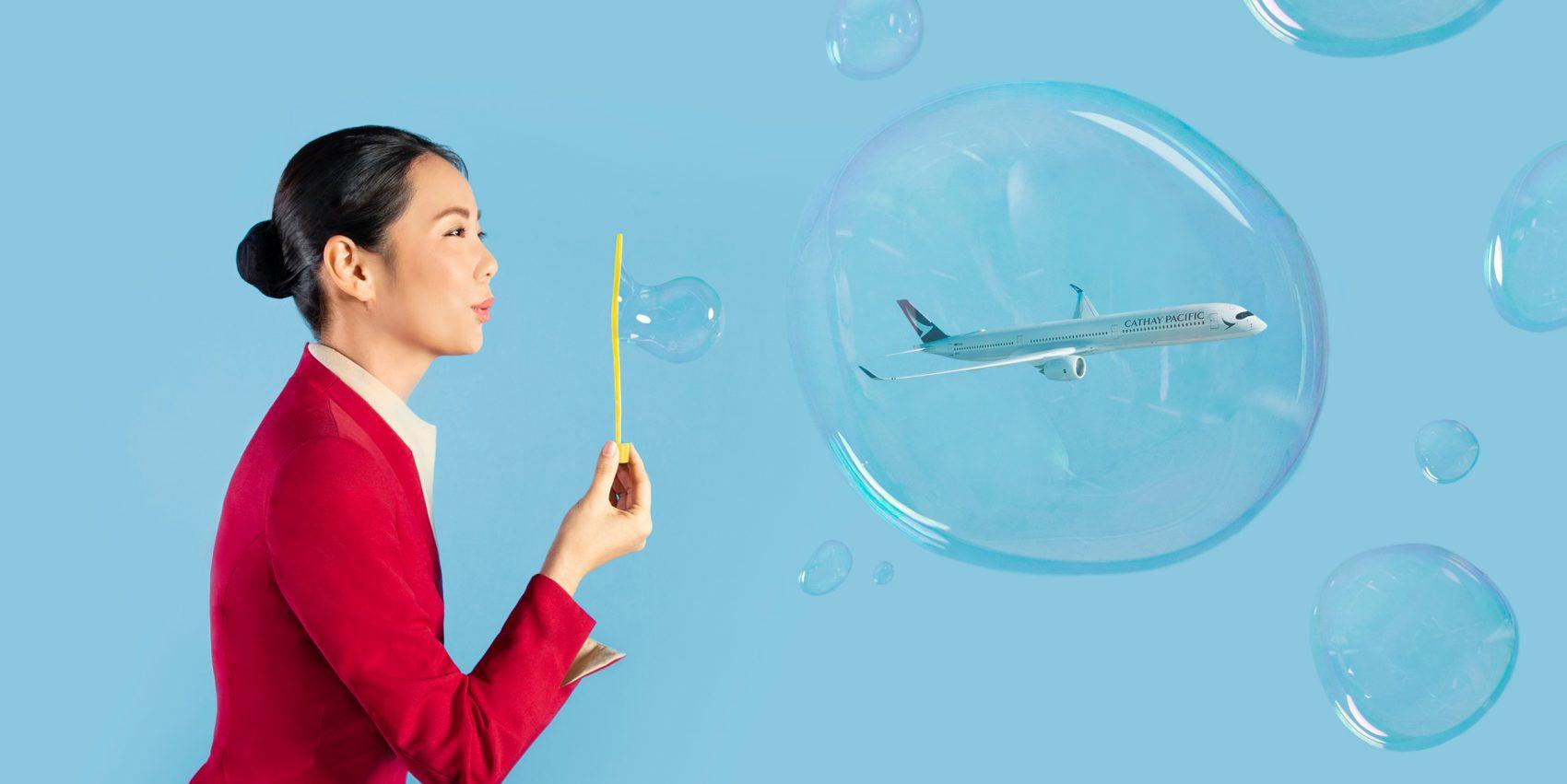 bong bóng du lịch