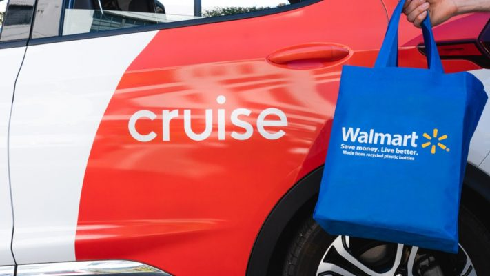 Walmart đầu tư vào xe tự lái