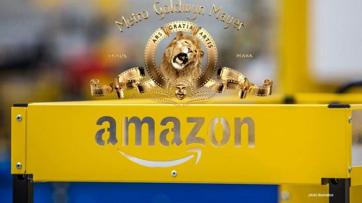 Amazon mua lại MGM