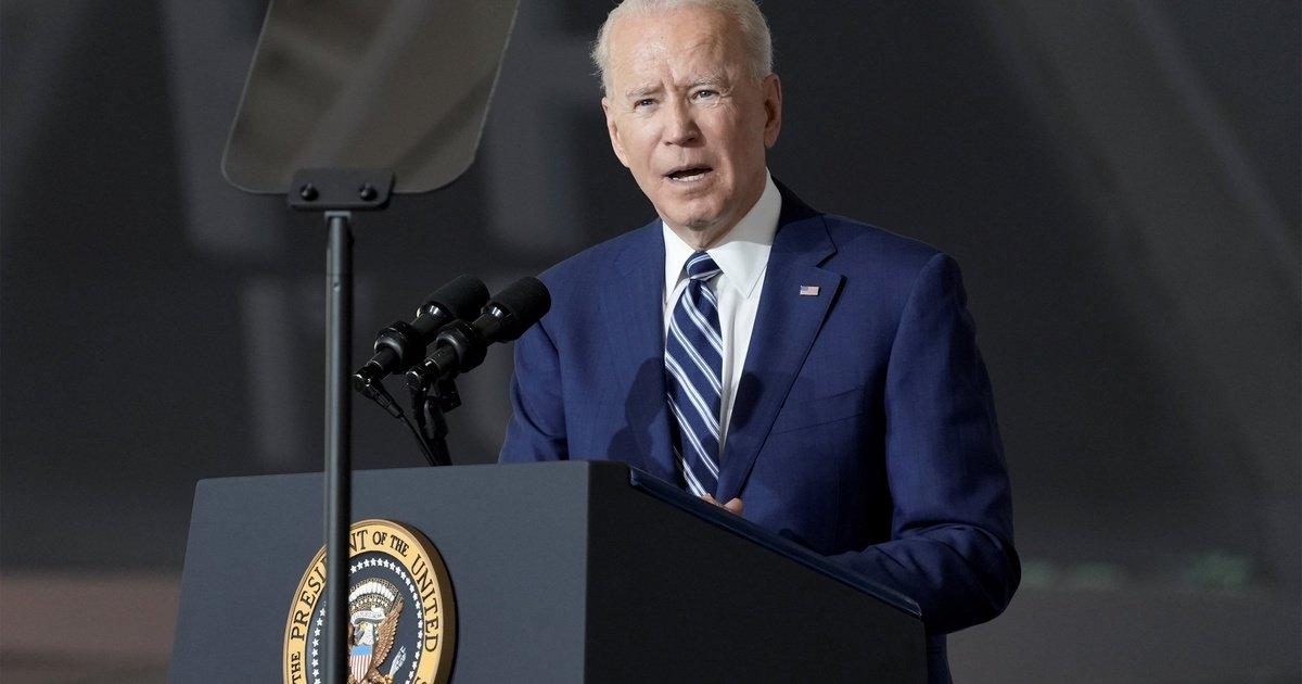 Biden đề xuất ngân sách 6.000 tỷ USD để định hình lại nền kinh tế