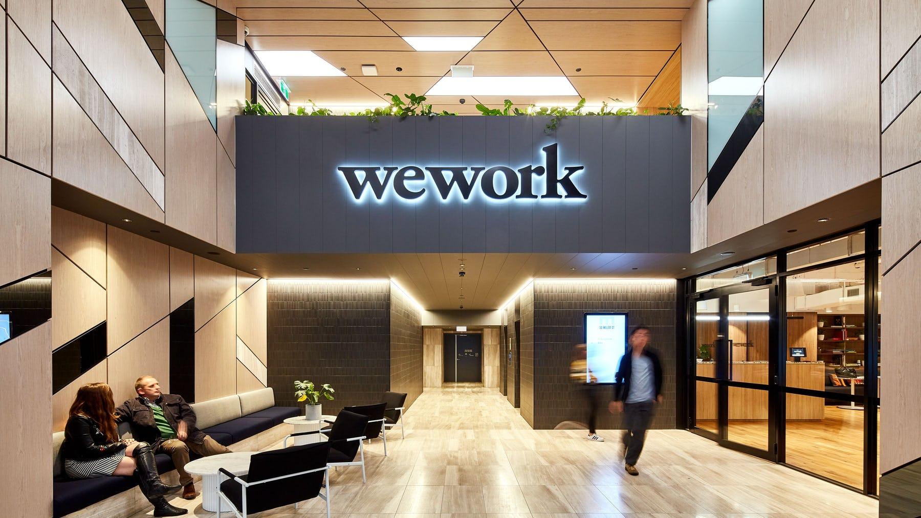WeWork thông báo lỗ gần 2,1 tỷ USD