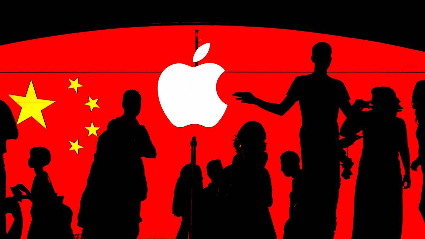 Apple 'quay về lại' Trung Quốc?