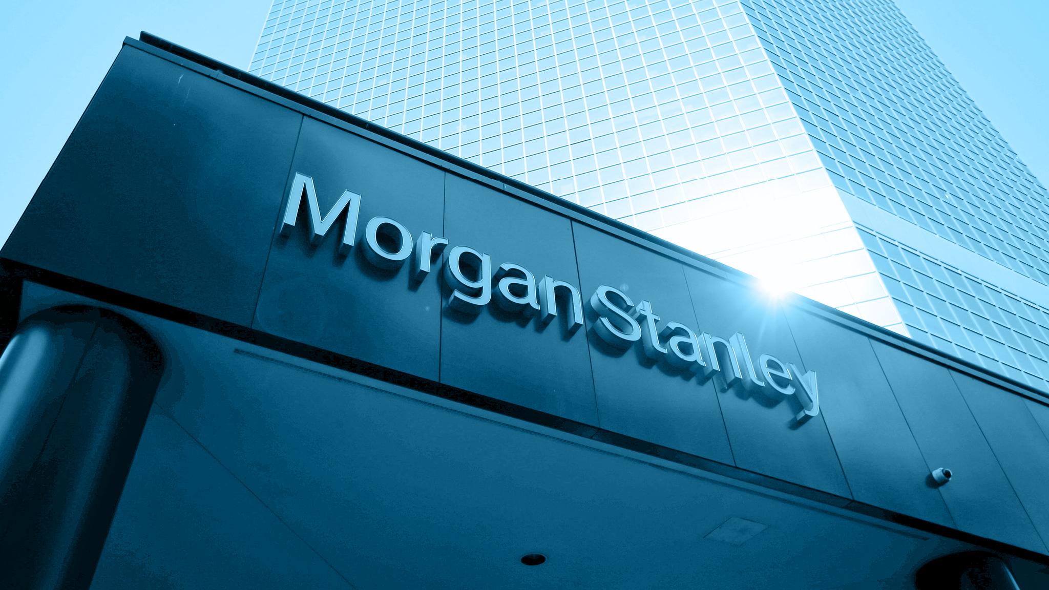 Morgan Stanley chia cổ tức